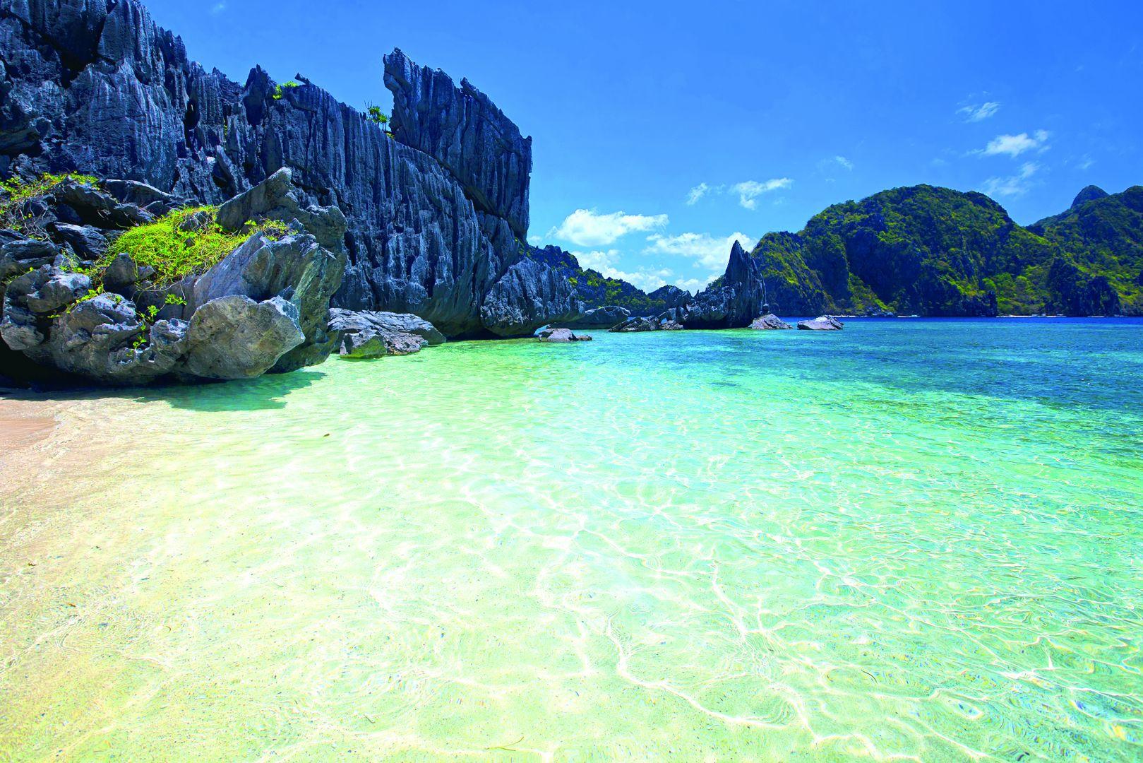 plage-philippines-palawan-el-nido