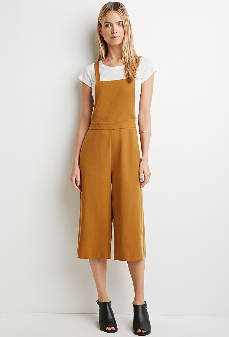 textured-culotte-overalls