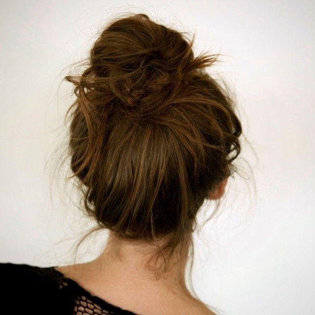 messy-bun-hair-style3