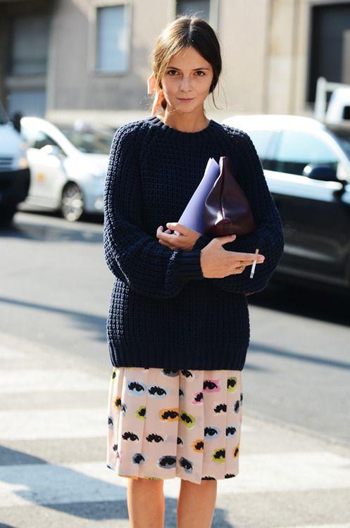 pleated-skirt-street-style1