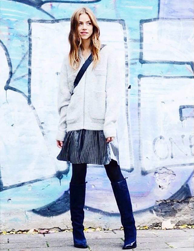 street-style-oversize-sweater-skirt-trend19