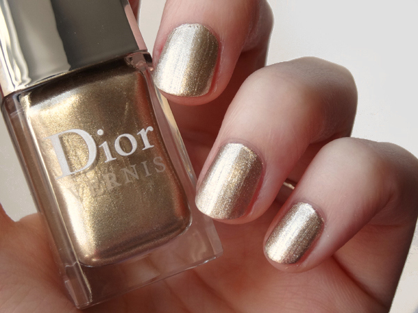 Vernis Golden Jungle Dior 7